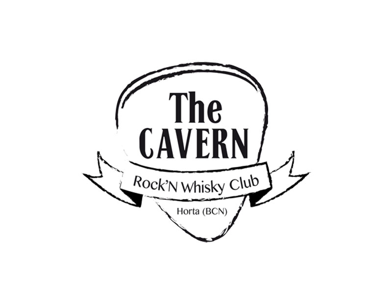 Logotipo The Cavern